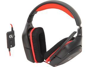 Logitech G230 3.5mm Connector Circumaural Stereo Gaming Headset