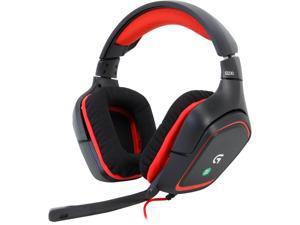 Logitech G230 Circumaural Gaming Headset