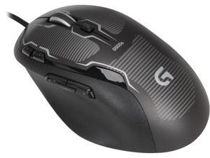 Logitech G500S 910-003602 Wired Laser Gaming Mouse