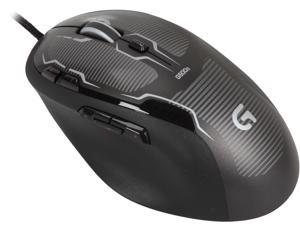 Logitech G500S 910-003602 10 Buttons 1 x Wheel USB Wired Laser Gaming Mouse