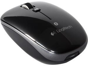 Logitech M557 910-003971 Black Bluetooth Wireless Optical Mouse