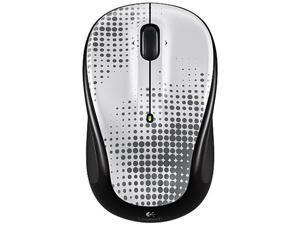 Logitech M325 910-004164 Perfectly Pewter RF Wireless Optical Mouse