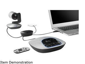 Logitech Conference Cam CC3000e USB 2.0 WebCam