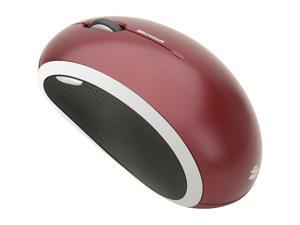 Microsoft Wireless Mobile Mouse 6000 - Red