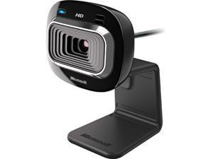 Microsoft T3H-00016 LifeCam HD-3000 USB 2.0 WebCam
