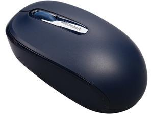 Microsoft Wireless Mobile Mouse 1850, Blue (U7Z-00011)