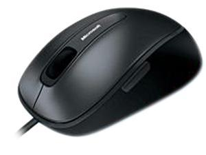Microsoft 4FD-00023 Black 5 Buttons USB Wired Optical Mouse