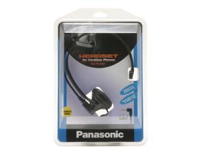 Panasonic 2.5mm Connector Single Ear Hands-Free Headset with Headband