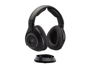 Sennheiser RS 160 Circumaural Wireless Stereo Headphones w/ transmitter