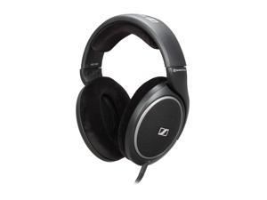 Sennheiser Black HD 558 Around Ear Acoustic Headphone