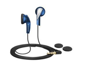 Sennheiser Blue MX365Blue 3.5mm Connector Earbud Headphone/Headset
