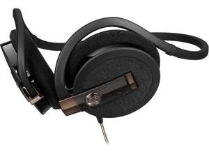 Sennheiser Black PMX95 3.5mm Connector Supra-aural Behind-the-Neck Headphones