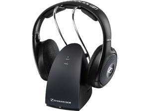 Sennheiser RS 135 Wireless Stereo Headphone System, Black