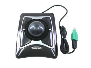 Kensington 64325 Black 4 Buttons USB Wired TrackBall Ultimate Trackball Mouse