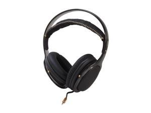 PHILIPS O'Neill Black SHO9565BK/28 3.5mm Connector Circumaural Stretch Headband Headphone (black)