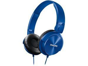 Philips SHL3060 On Ear Headphone - Blue