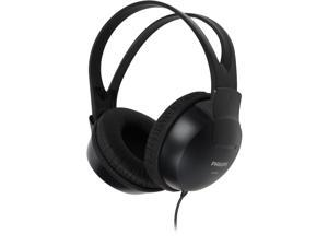 Philips SHP 1900 Over-ear Stereo Headphones, Black