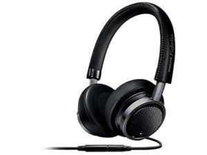 Philips M1MKIIBK/27 Fidelio Over-Ear Headphones w / in-line control and mic - Black