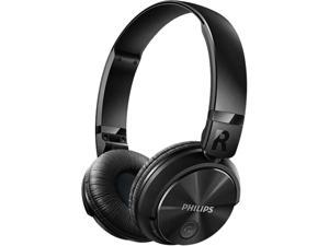Philips SHB3060BK/27 On-Ear 3.5mm Wireless Bluetooth Headphones