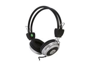 SYBA Spyker Silver CL-AUD63037 On-Ear Headphone