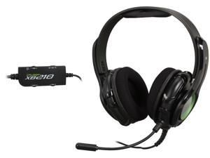 SYBA GamesterGear XB210 Rumble Effect Xbox360 Wired Gaming Headset