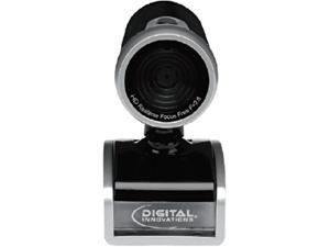 Digital Innovations 4310300 ChatCam 720P HD Webcam