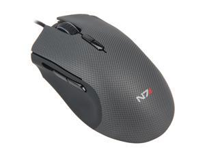 RAZER RZ01-00350400-R3M1 Black 1 x Wheel USB Wired Laser and optical Ergonomic Imperator Mass Effect 3 Edition Gaming Mouse