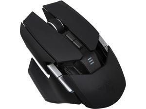 RAZER Ouroboros Black RF Wireless 4G Dual Sensor Elite Ambidextrous Gaming Mouse