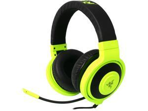 Razer Kraken Pro Over Ear PC Gaming and Music Headset - Neon Yellow