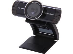 Creative 73VF076000000 Live! Cam Connect HD WebCam