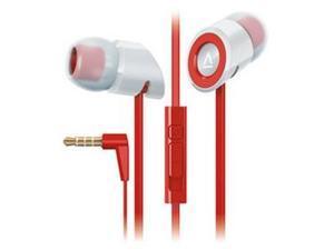 Creative HITZ MA350 Red 51EF0610AA011 Noise-isolation Headphones -