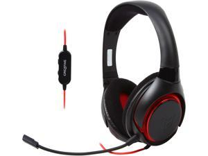 Creative Sound Blaster Inferno 3.5mm Connector Circumaural Gaming Headset