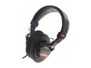 SONY MDR-V6 3.5mm/ 6.3mm Connector Circumaural Studio Monitor Series Headphone