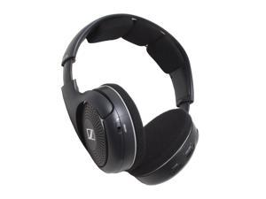 Sennheiser Black HDR120 Supra-aural Supplemental Wireless Headphone for RS-120 System