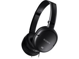 SONY Black MDRNC8/BLK Supra-aural Noise Canceling Headphones