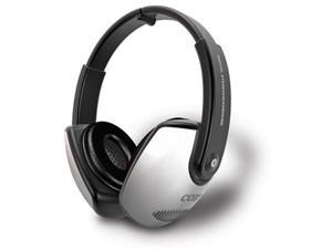 COBY CV163 Circumaural Deep Bass Stereo Headphone