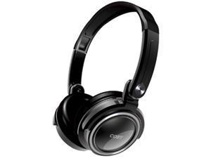 COBY CV185 Circumaural Folding Deep Bass Stereo Headphone
