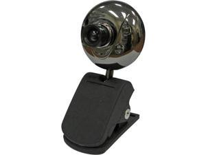 MICRO INNOVATIONS IC014C Basic Webcam with LED Lights