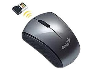 Genius Traveler 900S 31030042110 Gray RF Wireless Optical Super Mini 2.4GHz Notebook Mouse