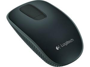 Logitech  T630  910-003832  Black  1  Buttons Touch gesture supported  Bluetooth  Bluetooth Wireless  Laser-grade tracking or Advanced Optical Tracking  Touch Mouse