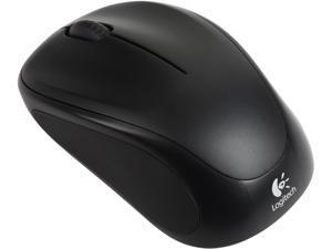 Logitech M317 Wireless Mouse - Black (910-003998)