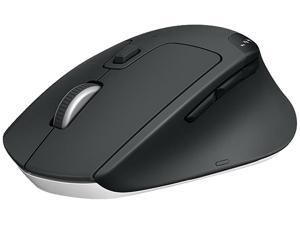 Logitech M720 Triathlon Multi-device Wireless Optical Mouse Black