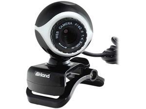 inland 86301 USB 2.0 WebCam with Microphone