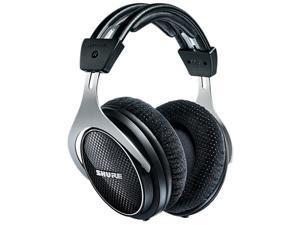 SHURE Black SRH1540 3.5mm Connector Premium Closed-Back Headphones