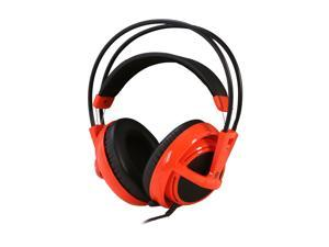 SteelSeries Siberia V2 Circumaural Full-Size Gaming Headset - Orange
