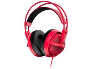 SteelSeries Siberia 200 Gaming Headset – Forged Red