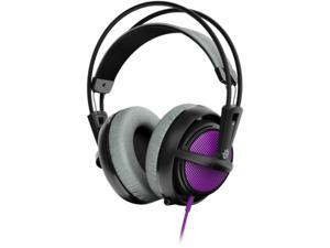 SteelSeries Siberia 200 Gaming Headset – Sakura Purple