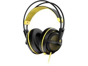 SteelSeries Siberia 200 Gaming Headset – Proton Yellow