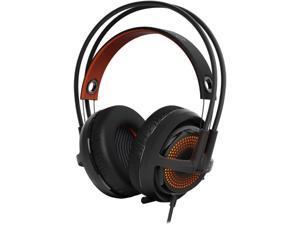 SteelSeries Siberia 350 Circumaural Headset Black