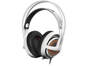 SteelSeries Siberia 350 Circumaural Headset White